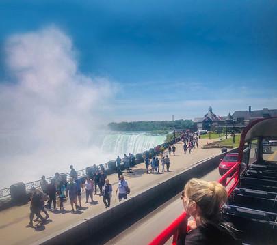 Double Deck Tours in Niagara Falls, Onta