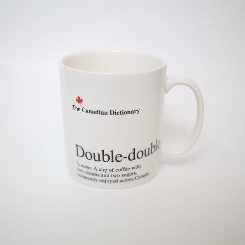 Canadian Dictionary Mug