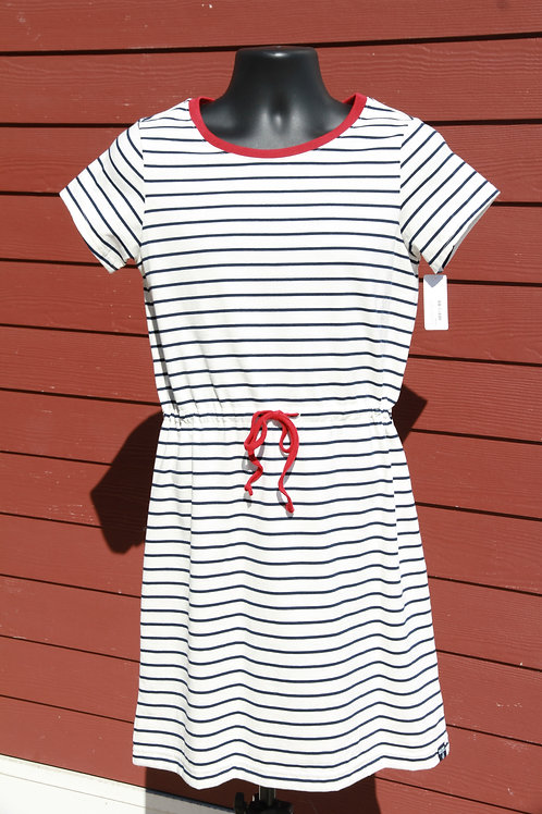 Nautical Stripe Beach Dress