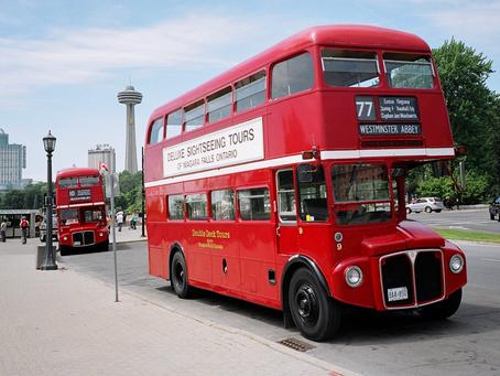 Double Deck Tours Ltd. | A Brief History