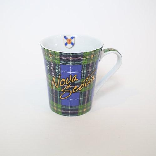 NS Tartan mug