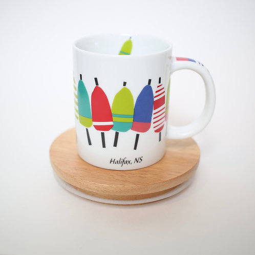 Colourful Bouys Mug
