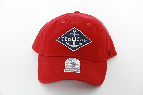 Halifax Anchor Patch Hat