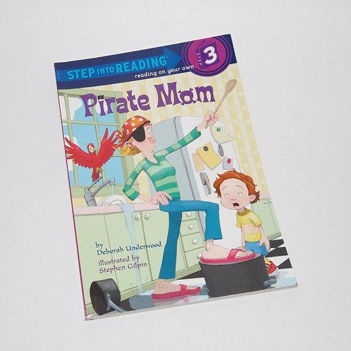 Pirate Mom Kids Book