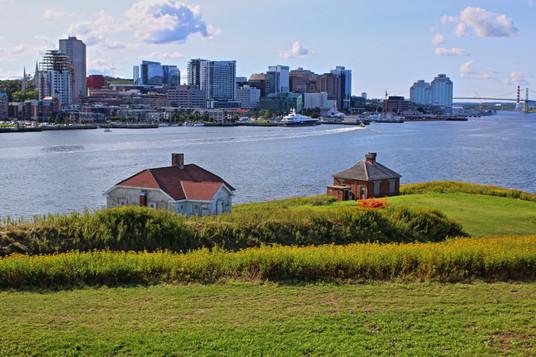 Georges island | Halifax, Nova Scotia