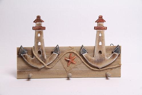 Lighthouse/Anchor Wall Hook