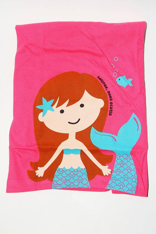 Peekaboo Mermaid Kids Tee