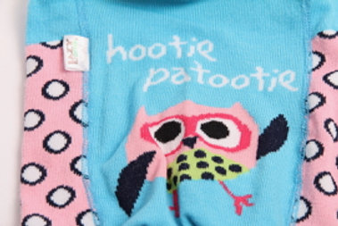 Lazy One™ Hootie Patootie Leggings