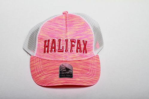 Halifax Neon and Mesh Ball Cap