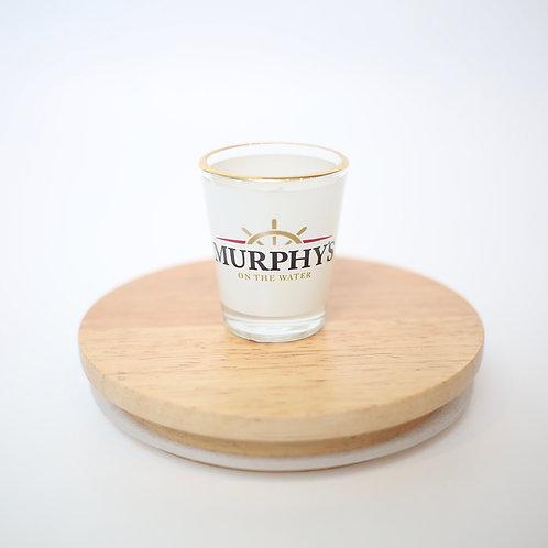 Murphy's Logo Shot Glass