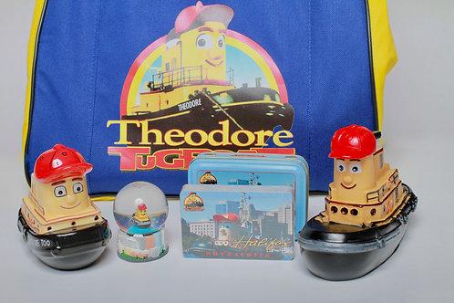 Theodore Tugboat Gift set