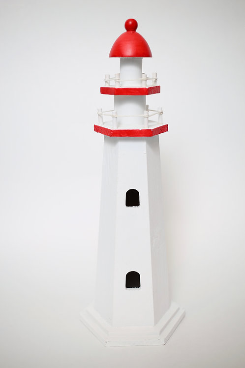 Red Stripe Lighthouse