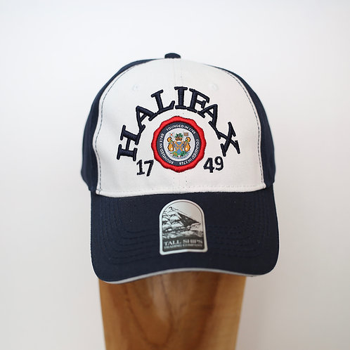 Halifax Arched Crest Hat