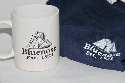 Bluenose Mug and Shirt Combo