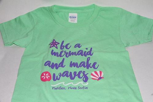 Be a Mermaid Kids Tee