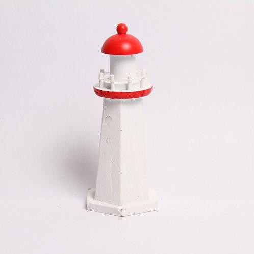 Medium Wooden Lighthouse
