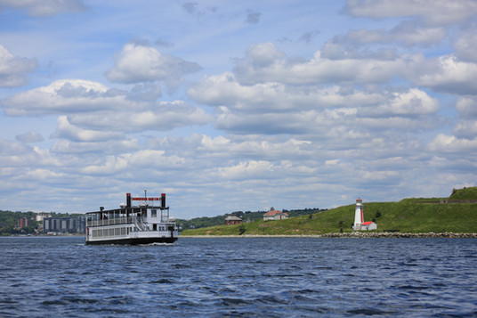 Harbour Queen by Georges Island | Halifax, Nova Scotia