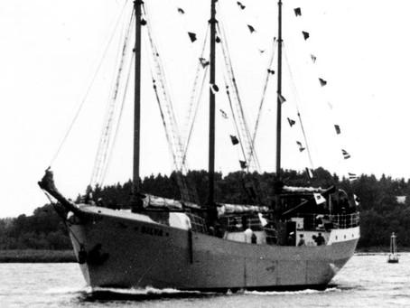The Tall Ship Silva – a Brief History