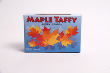 Maple Saltwater Taffy Box, 200g