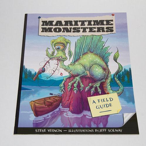 Maritime Monsters Book