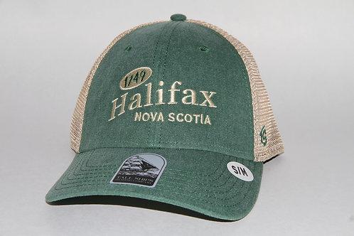Vintage Mesh Ball Cap