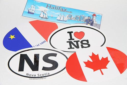 Souvenir Stickers