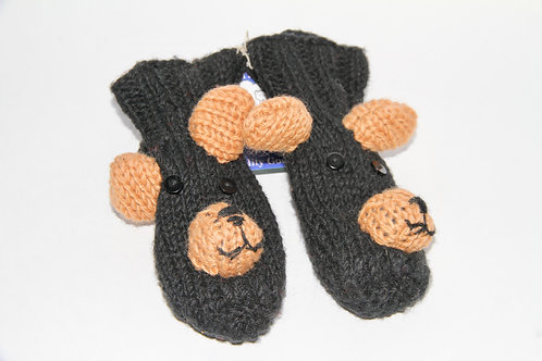 Children's Wool Booties
