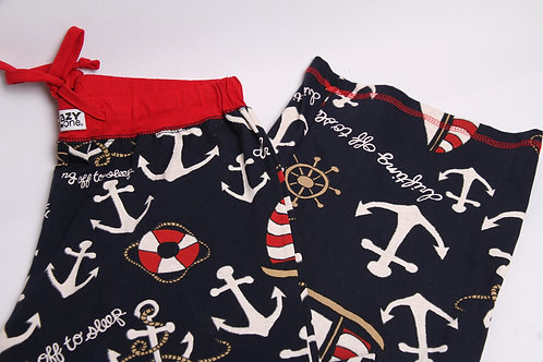 Nautical Theme Lazy One™ PJ Bottoms