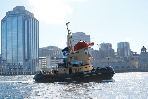 Boat Charters & Signature Events on Theodoe Tugboat