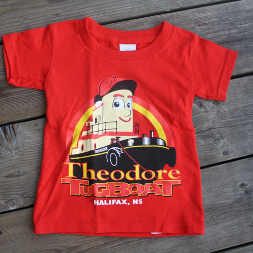 Murphys the cable wharf shop online theodore tugboat halifax kids t shirt negle Image collections