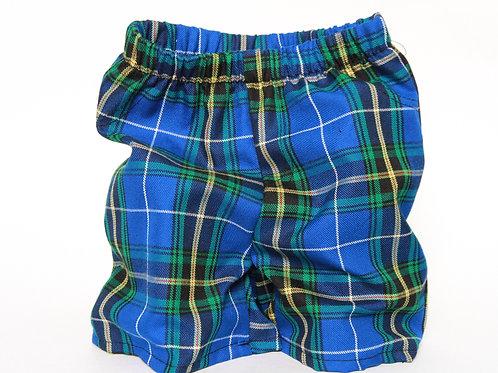 Nova Scotia Tartan Shorts