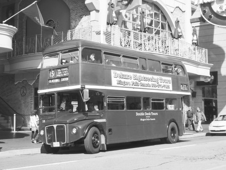 The History of Routemaster Double Deck Buses