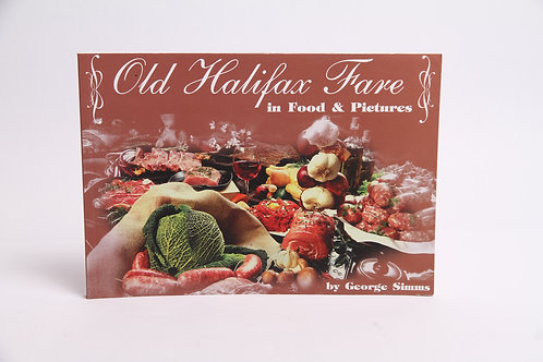 Old Halifax Fare in Food & Pictures