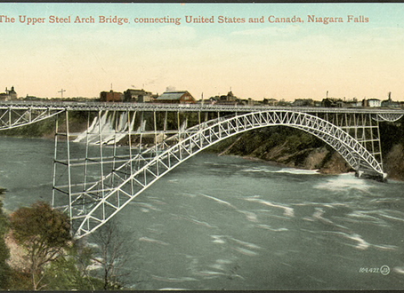 Honeymoon Bridge Collapse