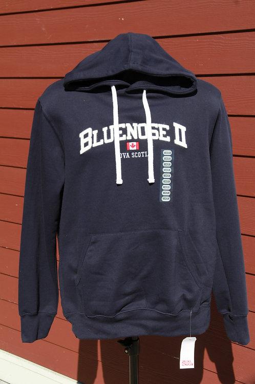 Bluenose Applique Hooded Sweatshirt