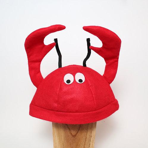 Felt Lobster Hat