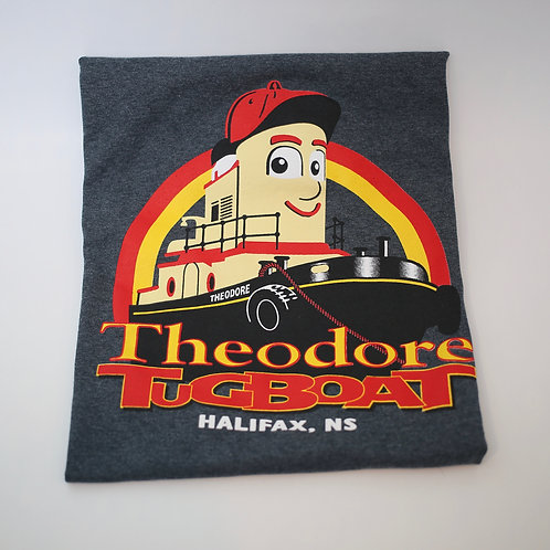 Theodore Adult T-Shirt