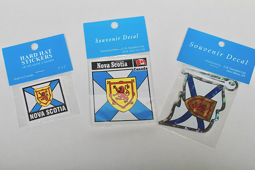 NS Stickers and Crests
