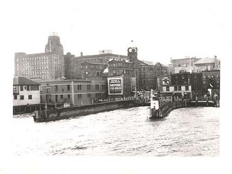 The Cable Wharf- a Brief History