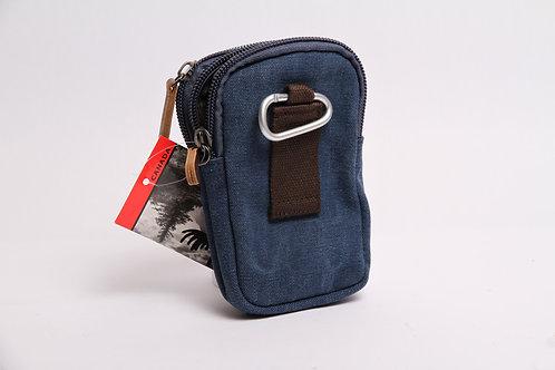 Small Canvas Camera/Accessory Bag