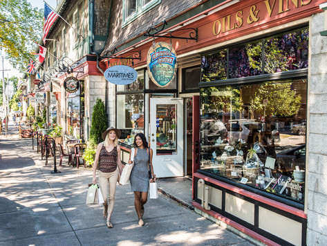 Top 5 Places to Go Shopping