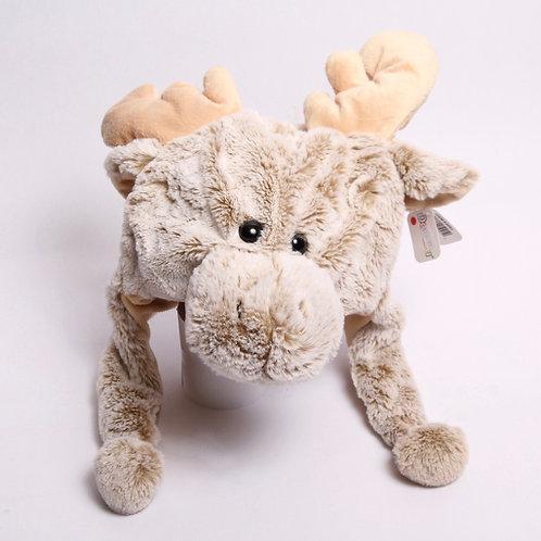 Children's Plush Moose Hat