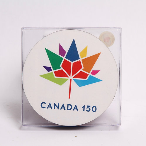Canada 150 Coasters Set of 4
