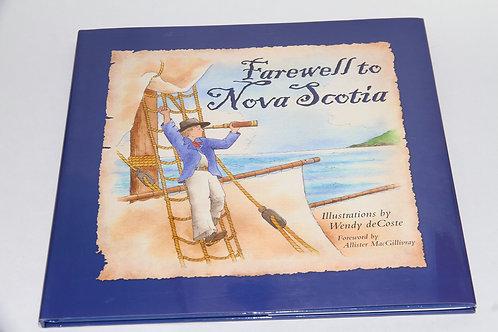 Farewell to Nova Scotia Book