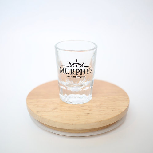Murphy's Logo Deluxe Shot Glass