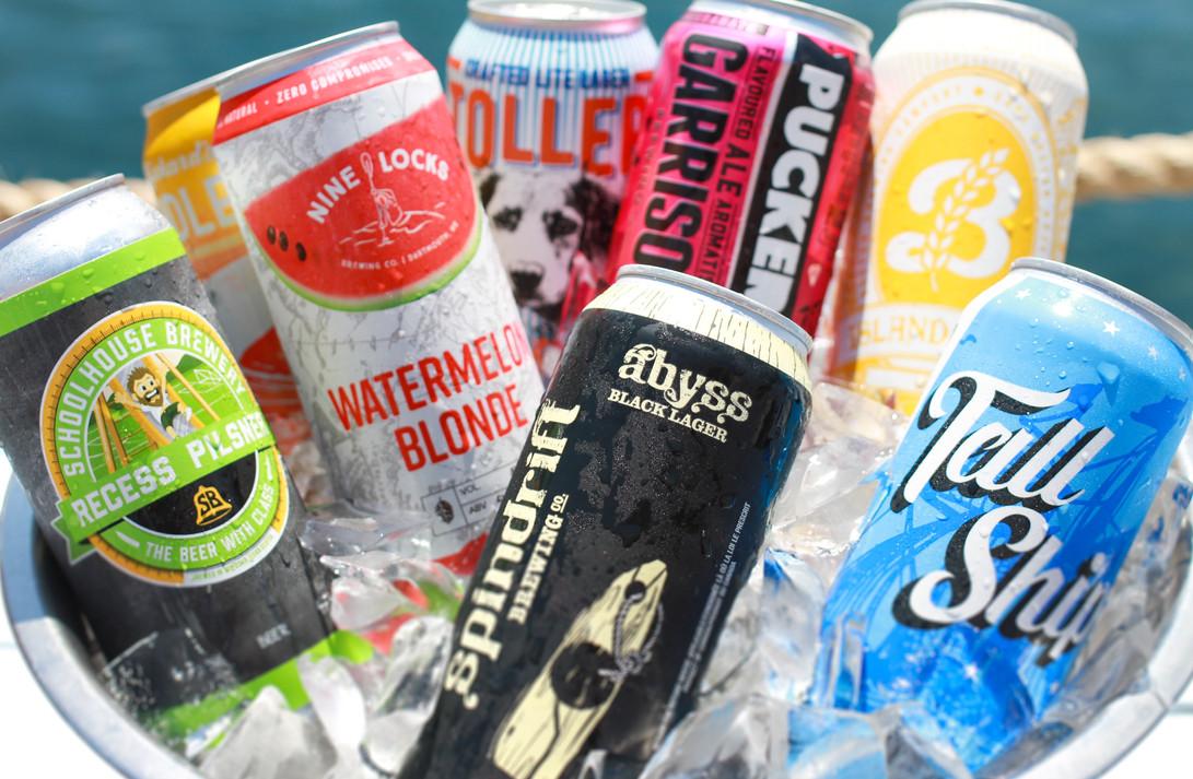 Floating Beer Garden | Halifax, Nova Scotia