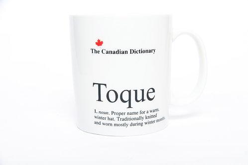 'Touque' Dictionary Mug
