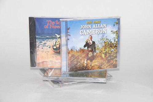 Maritime Music CDs