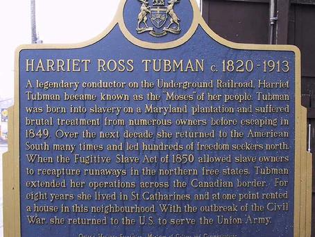 Black History Landmarks in Niagara