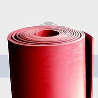Enlace a Hule SBR Rojo